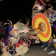 六渡寺獅子舞
