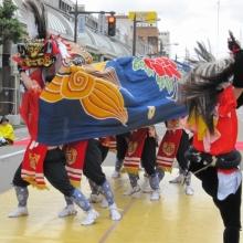 高岡獅子舞