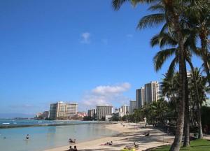楽園の島ハワイ